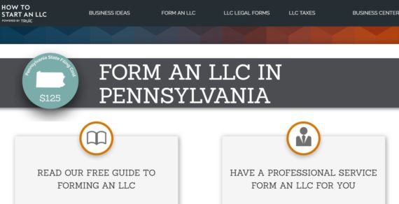 How to Start an LLC in PA